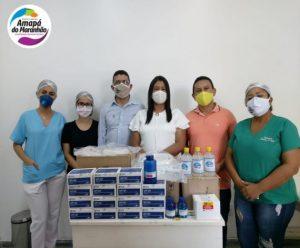 Amapá do Maranhão : Prefeitura  adquire medicamentos e mais testes para diagnósticos da COVID-19