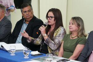 Dra. Fabiana Vilar deixa Secretaria de Estado da Agricultura, Pecuária e Pesca-SAGRIMA