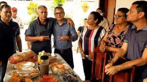 Raposa : Grupo Laci declara apoio a Eudes Barros