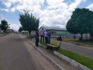 Prefeitura de Amapá do Maranhão irá revitalizar avenida da cidade