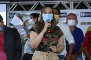 Pré-candidata Detinha percorre cerca de 70 quilômetros em São Luís e denuncia descaso com a Zona Rural