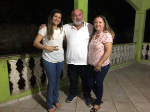 BOMBA: Ex-prefeito Manoel do Ozana adere ao grupo de Dilcilene Oliveira em Boa Vista do Gurupi
