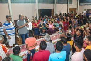 São João do Caru – Prefeito Xixico Sapatilha declara apoio ao candidato a prefeito Fernando Ipiranga