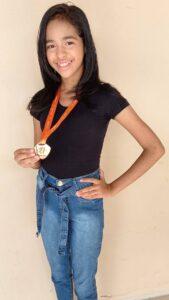"""Aluna Amapaense """" Thyfane Trindade Sousa"""" é premiada na Olimpíada Brasileira de Matemática das Escolas Públicas e Privadas-OBMEP"""
