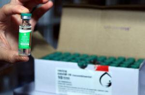 Covid-19 : Maranhão recebeu neste domingo(24),mais de 48 mil doses da Vacina AstraZeneca/Oxford