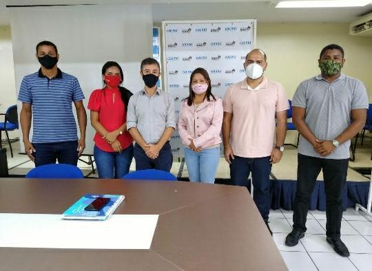 Vereador Guterres Filho reúne com Caema por melhorias no abastecimento em Alcântara