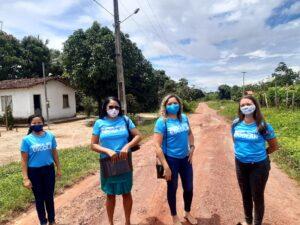 Amapá do Maranhão : Semed promove ação 'Busca Ativa' no Dia Mundial do Livro