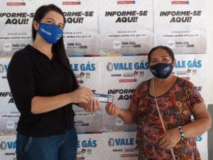 Amapá do Maranhão é contemplada no programa Vale Gás